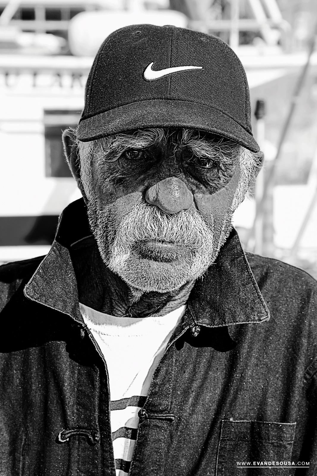 Portrait De Cassidain - Jeannot - Evan De Sousa Photographie Exposition La Couleur Des Sentiments