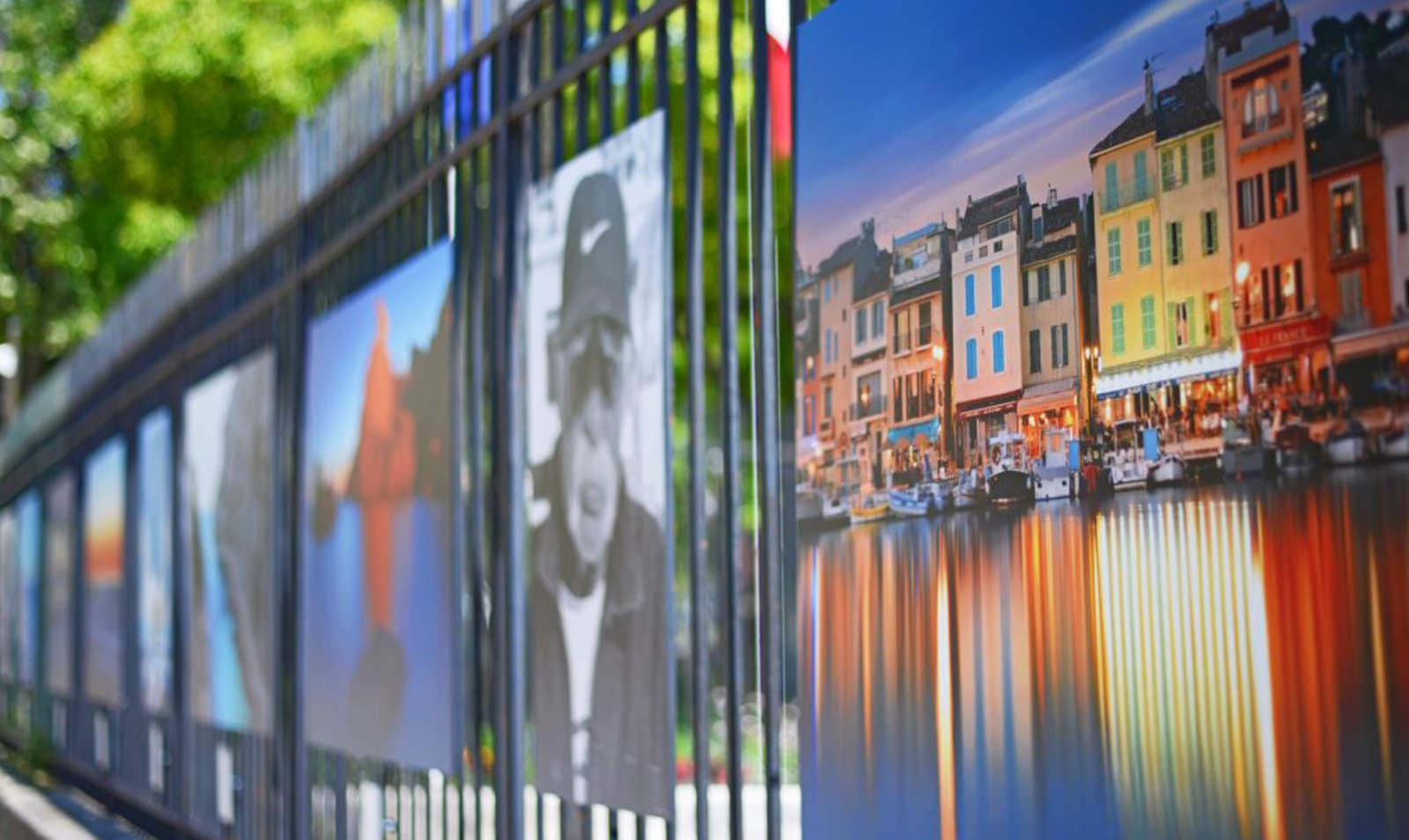 LA COULEUR DES SENTIMENTS EXPOSITION EN PARTENARIAT AVEC LA VILLE DE CASSIS Place Baragnon 13260 Cassis Du 24 Juin au 15 Novembre