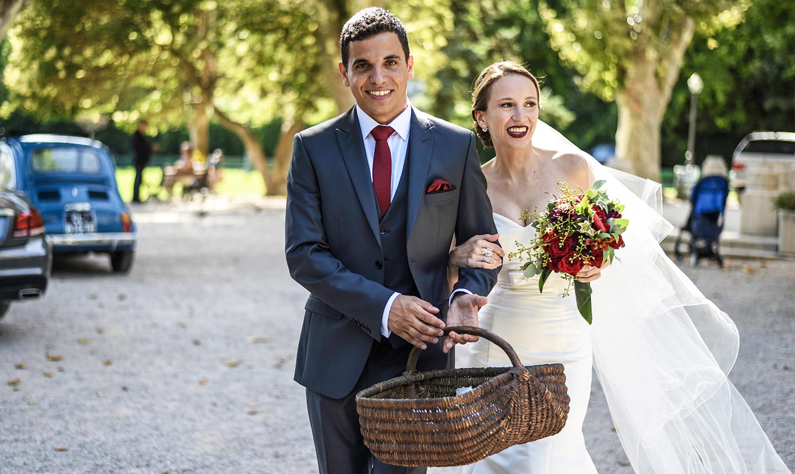 Aline Et Marc - Mariage à Château Neuf Du Pape
