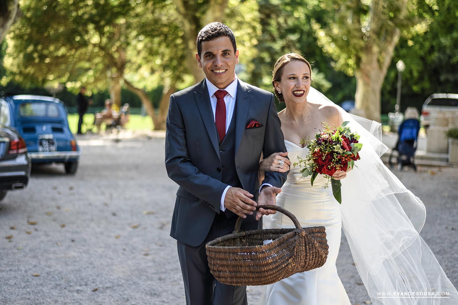 Mariage Aline et Marc - Château Neuf Du Pape
