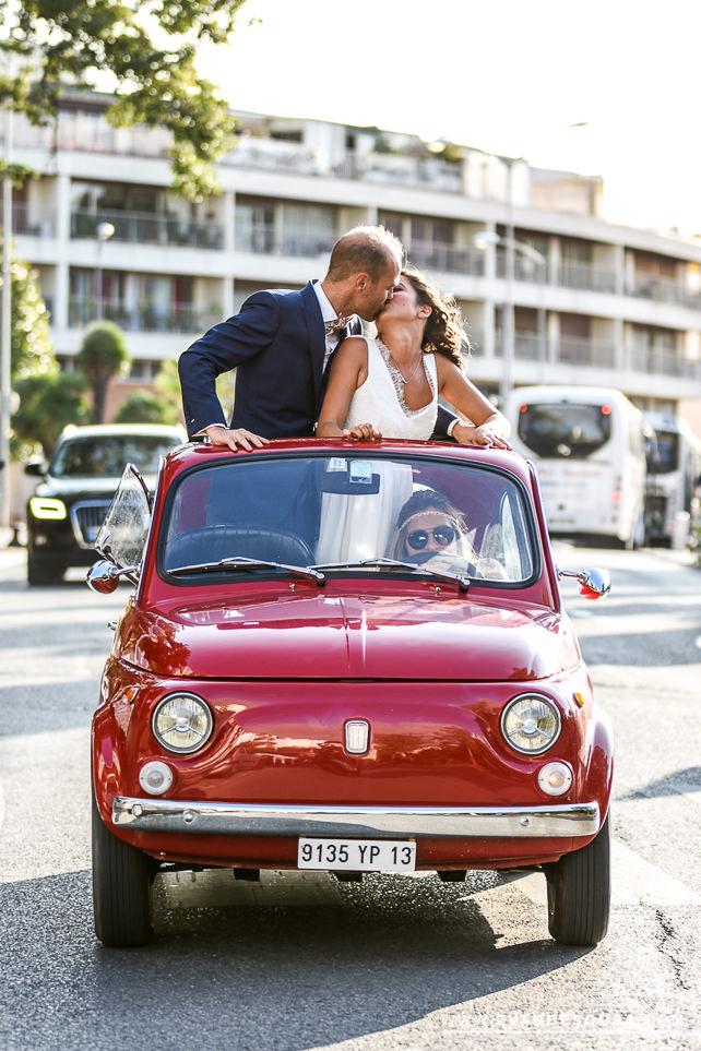 Romain & Chloé, Mariage à Cassis - Calanque - Mariage - Photo - Photo de Mariage