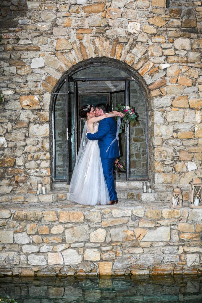 Photographie Mariage au château de Cassis